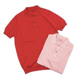 オリジナル ヴィンテージ スタイル / ORIGINAL VINTAGE STYLE / コットン ニット ポロシャツ / セール / 返品交換不可|luccicare