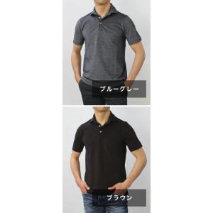 チルコロ 1901 / CIRCOLO 1901 / コットン 先染めジャージィ 半袖 ポロシャツ luccicare 09