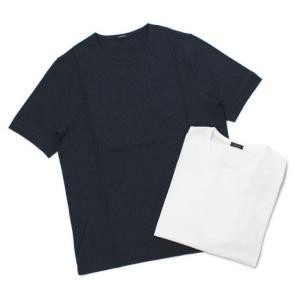 ザノーネ / ZANONE / アイスコットン ポケット Tシャツ|luccicare