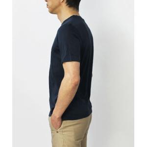 アッカ ノーヴェチンクエトレ / H953 / シルク Vネック Tシャツ|luccicare|04