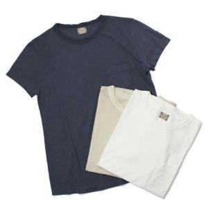 ヤヌーク / YANUK / コットン トライブレンド天竺 ポケット Tシャツ / 返品・交換可能|luccicare