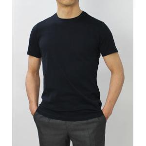 クルチアーニ / Cruciani / コットン シルケット加工 クルーネック Tシャツ / セール / 返品・交換不可|luccicare|03