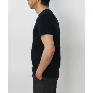 クルチアーニ / Cruciani / コットン シルケット加工 クルーネック Tシャツ / セール / 返品・交換不可|luccicare|04