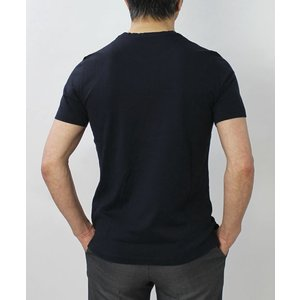 クルチアーニ / Cruciani / コットン シルケット加工 クルーネック Tシャツ / セール / 返品・交換不可|luccicare|05