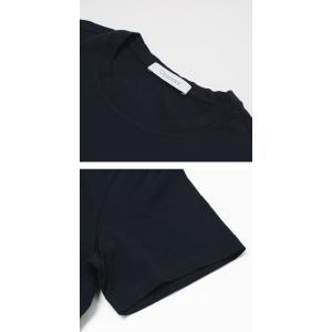 クルチアーニ / Cruciani / コットン シルケット加工 クルーネック Tシャツ / セール / 返品・交換不可|luccicare|06