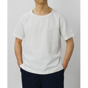 バグッタ / BAGUTTA / Albini社 / コットン モール布帛 Tシャツ / セール / 返品・交換不可|luccicare|02