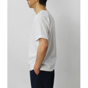 バグッタ / BAGUTTA / Albini社 / コットン モール布帛 Tシャツ / セール / 返品・交換不可|luccicare|03
