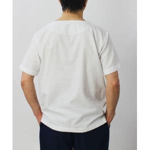 バグッタ / BAGUTTA / Albini社 / コットン モール布帛 Tシャツ / セール / 返品・交換不可|luccicare|04