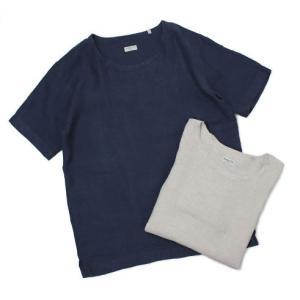 バグッタ / BAGUTTA / リネン 布帛 Tシャツ / セール / 返品・交換不可|luccicare