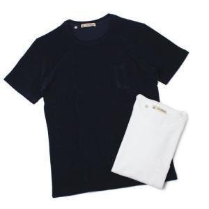 ギローバー / GUY ROVER / コットン パイル ポケット Tシャツ / セール / 返品・交換不可|luccicare