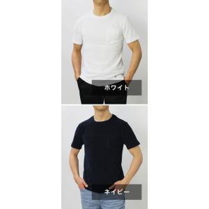 ギローバー / GUY ROVER / コットン パイル ポケット Tシャツ / セール / 返品・交換不可|luccicare|09