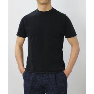 オリジナル ヴィンテージ スタイル / ORIGINAL VINTAGE STYLE / コットン クルーネック 半袖 ニット Tシャツ / 返品・交換可能|luccicare|04