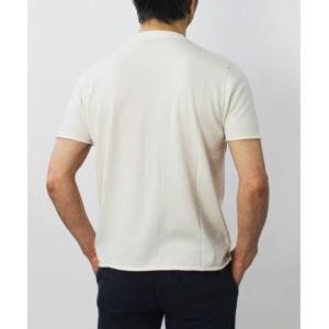 オリジナル ヴィンテージ スタイル / ORIGINAL VINTAGE STYLE / コットン クルーネック 半袖 ニット Tシャツ / 返品・交換可能|luccicare|06