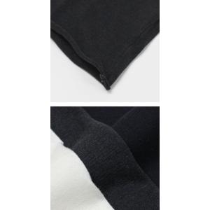 オリジナル ヴィンテージ スタイル / ORIGINAL VINTAGE STYLE / コットン クルーネック 半袖 ニット Tシャツ / 返品・交換可能|luccicare|08