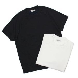 オリジナル ヴィンテージ スタイル / ORIGINAL VINTAGE STYLE / リネンコットン 製品染め ラグラン Tシャツ / 返品・交換可能|luccicare