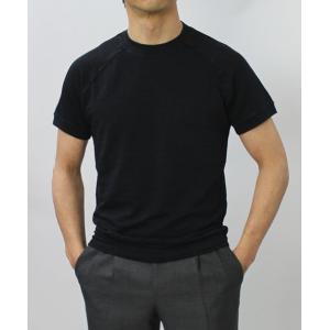 S/S 新作 ORIGINAL VINTAGE STYLE ( オリジナル ヴィンテージ スタイル ) / リネンコットン 製品染め ラグラン Tシャツ|luccicare|03