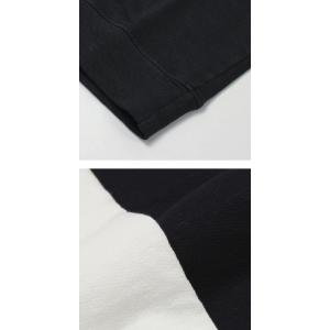 S/S 新作 ORIGINAL VINTAGE STYLE ( オリジナル ヴィンテージ スタイル ) / リネンコットン 製品染め ラグラン Tシャツ|luccicare|07
