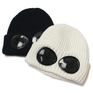 シーピーカンパニー / C.P.COMPANY / ゴーグル ニット帽|luccicare