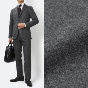 ボリオリ / BOGLIOLI / K.JACKET / ウール フランネル 3B段返り スーツ / セール / 返品・交換不可|luccicare