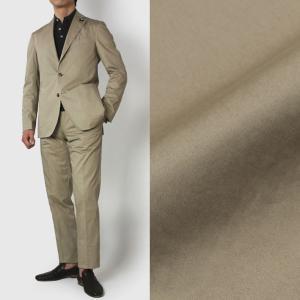 ラルディーニ / LARDINI / DEEP / コットン 3釦段返り スーツ / セール / 返品・交換不可|luccicare