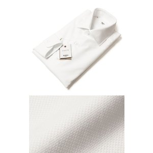 バルバ / BARBA / CULTO  / MILANO / 新セミワイドカラー コットン ドビー織り カッタウェイシャツ / セール / 返品・交換不可|luccicare