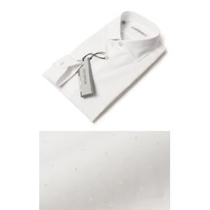 ギローバー / GUY ROVER / コットン パンチング セミワイド ドレス シャツ / セール / 返品・交換不可|luccicare