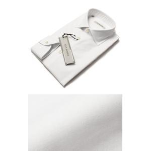 ギローバー / GUY ROVER / コットン ブロード ストレッチ セミワイドカラー ドレス シャツ / セール / 返品・交換不可|luccicare