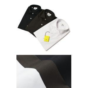 ジャンネット / GIANNETTO / コットン ストレッチ セミワイドカラー シャツ / セール / 返品・交換不可|luccicare
