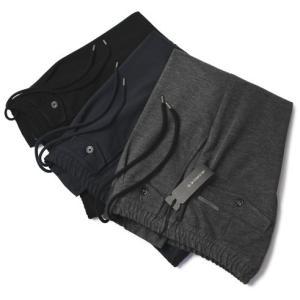 JEORDIE'S ( ジョルディーズ ) / ビスコース ジャージー ワンプリーツ ジョグ パンツ【グレー/ネイビー/ブラック】【送料無料】|luccicare