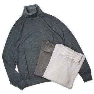 クルチアーニ / Cruciani / ウール タートルネック セーター / セール / 返品・交換不可|luccicare