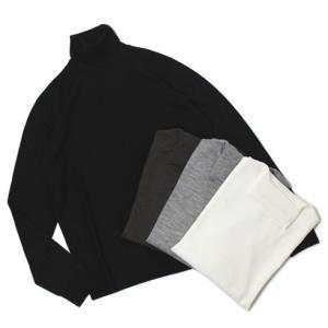 クルチアーニ / Cruciani / ウール 27G タートルネック セーター / セール / 返品・交換不可|luccicare