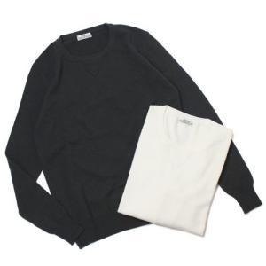オリジナル ヴィンテージ スタイル / ORIGINAL VINTAGE STYLE / ウール クルーネック ニット Tシャツ / セール / 返品・交換不可|luccicare