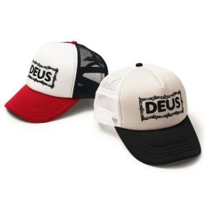 デウス エクス マキナ / Deus ex Machina / メッシュ キャップ / 返品・交換可能|luccicare