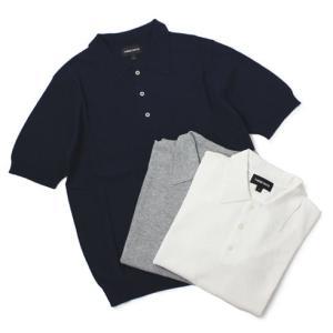 スリードッツ / three dots / High Twist Cotton / コットン 鹿の子 ポロシャツ / セール / 返品・交換不可|luccicare