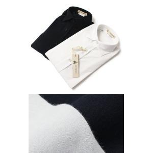 ギローバー / GUY ROVER / コットンガーゼ セミワイド 長袖 シャツ / セール / 返品・交換不可|luccicare