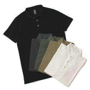 オリジナル ヴィンテージ スタイル / ORIGINAL VINTAGE STYLE / コットン 半袖 ポロシャツ / セール / 返品・交換不可 luccicare