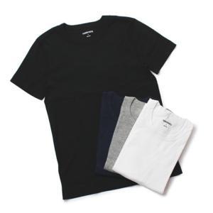 スリードッツ / three dots / Josh / コットン クルーネック Tシャツ / セール / 返品・交換不可|luccicare