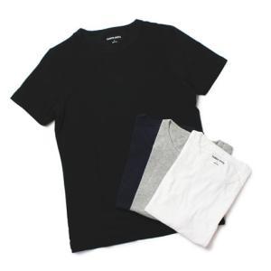 スリードッツ / three dots / James / コットン クルーネック Tシャツ / セール / 返品・交換不可|luccicare