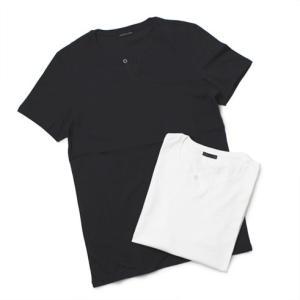 パトリツィア ペペ / PATRIZIA PEPE / コットン ヘンリーネック Tシャツ / セール / 返品・交換不可|luccicare