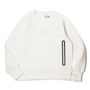 F/CE. ( エフ シー イー ) / PF CREW / クルーネック プルオーバー【ホワイト】【送料無料】|luccicare
