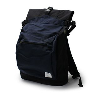 Ficouture ( フィクチュール ) / ROOLTOP DAY PACK / 22L / ロールトップ デイパック 【ネイビー/限定カラー】【送料無料】|luccicare
