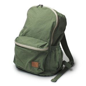 Ficouture ( フィクチュール ) / MILITALY CLOTH PACKABLE DAY PACK / 18L / パッカブル デイパック【カーキ】【送料無料】|luccicare