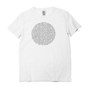 SOHO ( ソーホー ) / コットン プリント Tシャツ【ホワイト】【送料無料】|luccicare