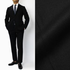 THE GIGI (ザ ジジ) / DEGAS / ストレッチウール 3B段返り シングル スーツ【ブラック】【送料無料】|luccicare