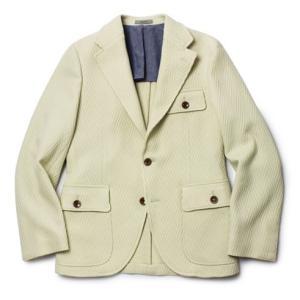 BOGLIOLI ( ボリオリ ) / CONLEY / ウール ヘリンボーン 2釦2パッチ シングルジャケット【ベージュ】【送料無料】|luccicare