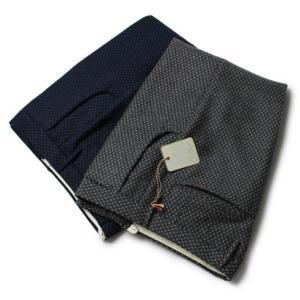 インコテックス / INCOTEX / ARCHIVIO / 300型 / SLIM FIT / ジャカード小紋柄 ウール スラックス / セール / 返品・交換不可|luccicare