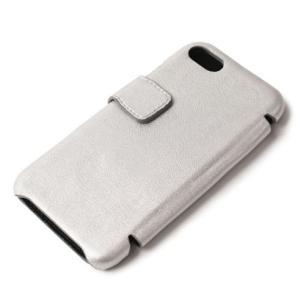 THE CASE FACTORY ( ザ ケース ファクトリー ) / METALLIC SHEEP MATTE / iPhone 7 / 8 対応 / カードケース【シルバー】【送料無料】|luccicare