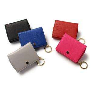 オーエーディー ニューヨーク / OAD NEW YORK / MINI ZIP AROUND WALLET / レザーミニ 3つ折り 財布 / 返品・交換可能|luccicare