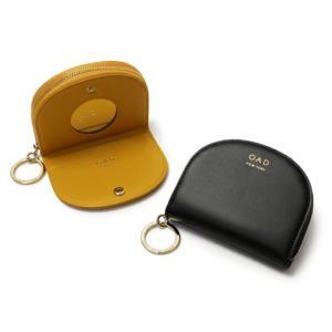 オーエーディー ニューヨーク / OAD NEW YORK / DIA MINI MIRROR WALLET / レザー ミラー付き ミニ 財布|luccicare