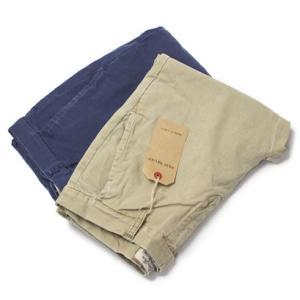 REMI RELIEF ( レミレリーフ ) / チノ ストレッチ カラー パンツ【ベージュ/ブルー】【送料無料】|luccicare